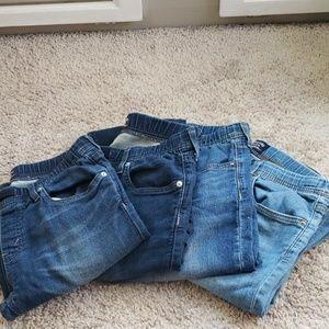 Levi's Signature/Levi's Denizen knit jeans (sz 16)
